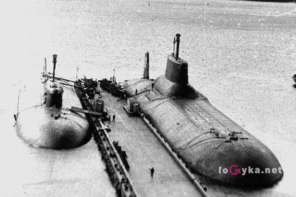 фото подводной лодки акула 941