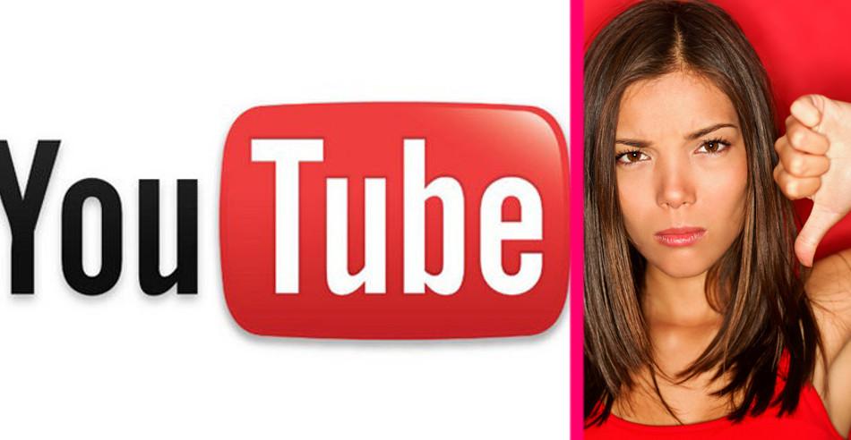 Топ-10 видео на YouTube, собравшие больше всего дизлайков