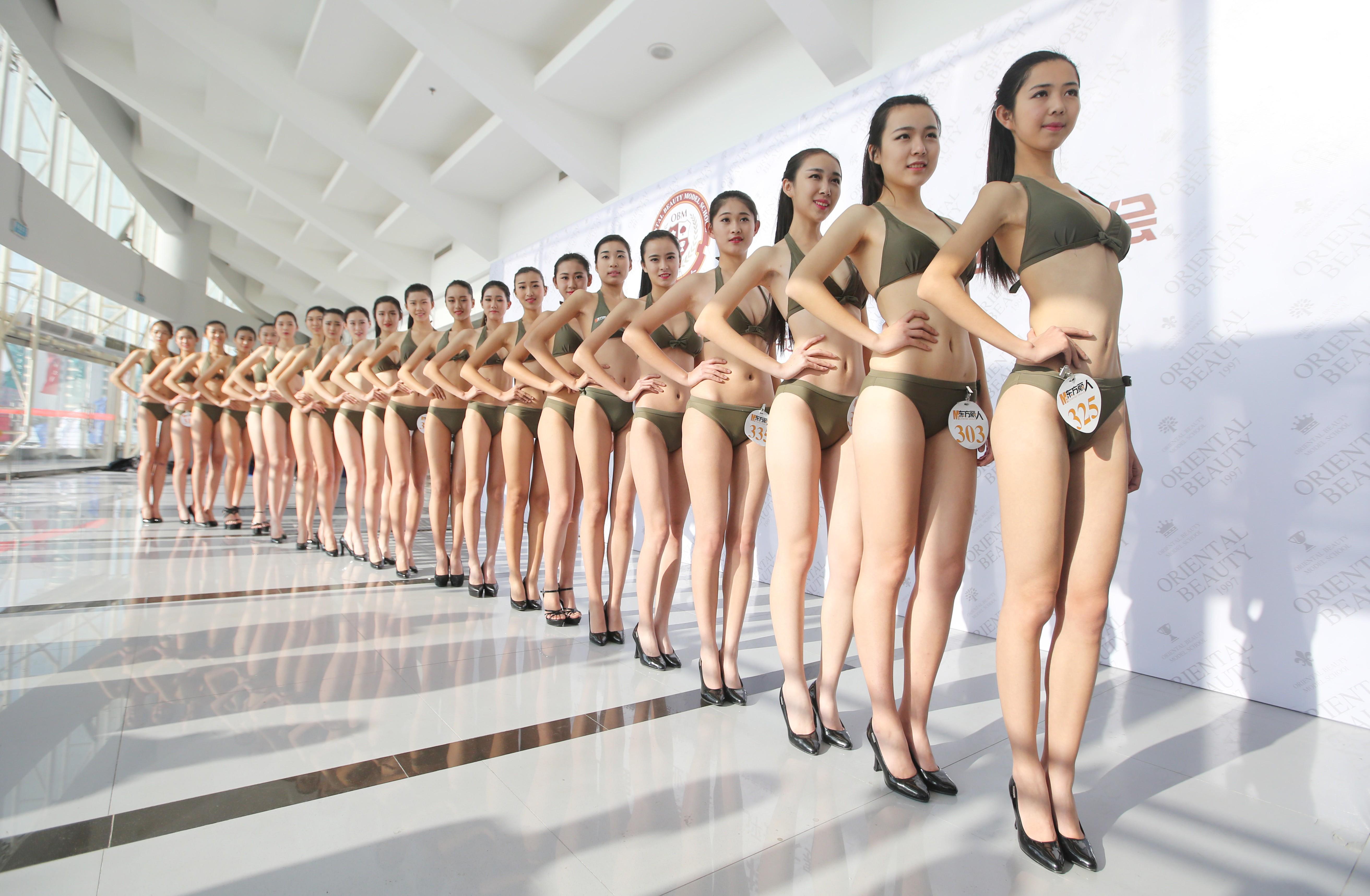 Фото сексуальных китайских девушек 13 фотография
