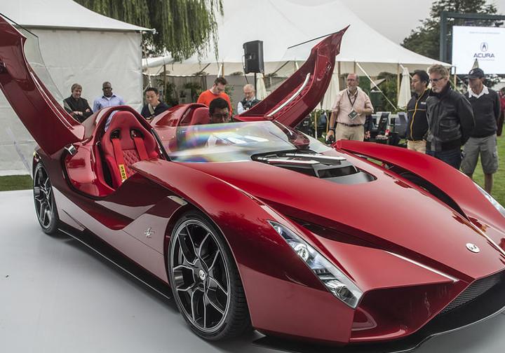 ОТЕЦ Ferrari Enzo ПОКАЗАЛ СВОЙ СУПЕРКАР. Нереальное зрелище!