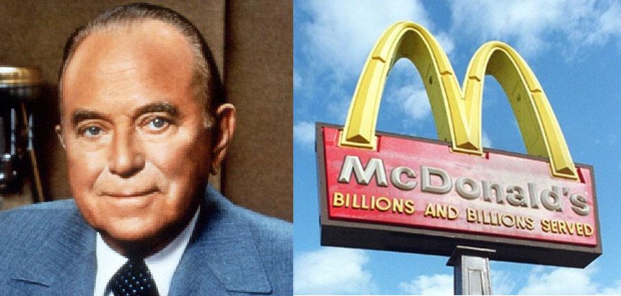 philosophy of mcdonalds