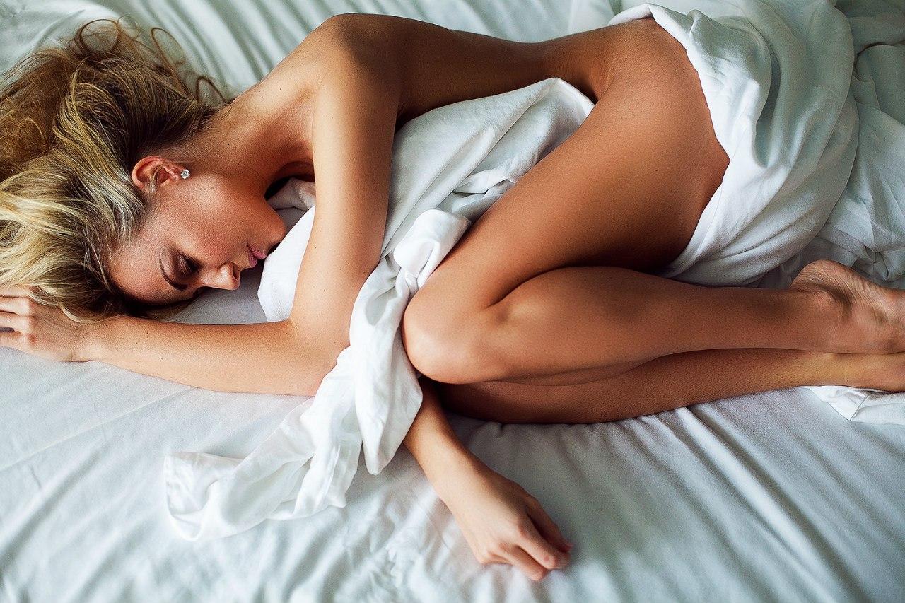 Идеи для фото в постели