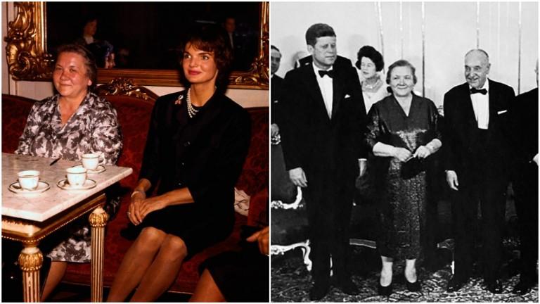 Дети и внуки Жаклин Кеннеди