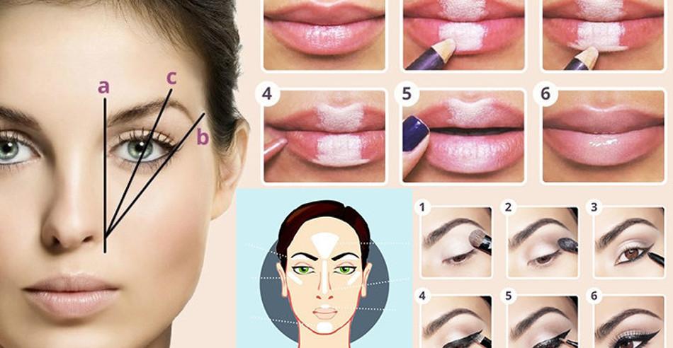 Как правильно выбрать и сделать макияж